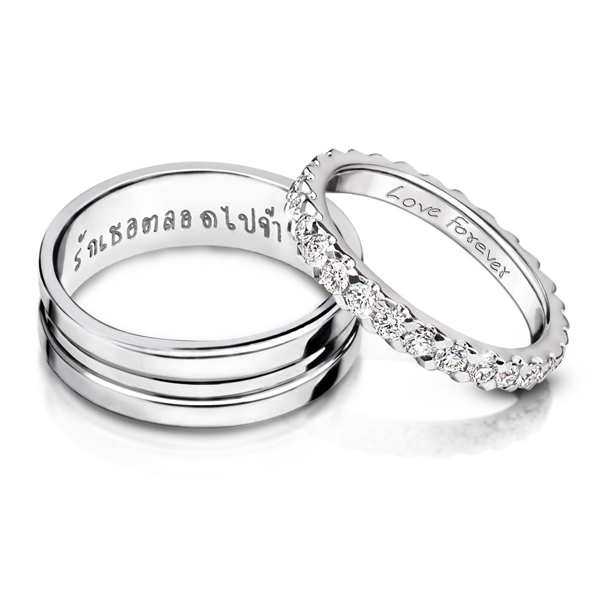3-Classic_Couple-rings