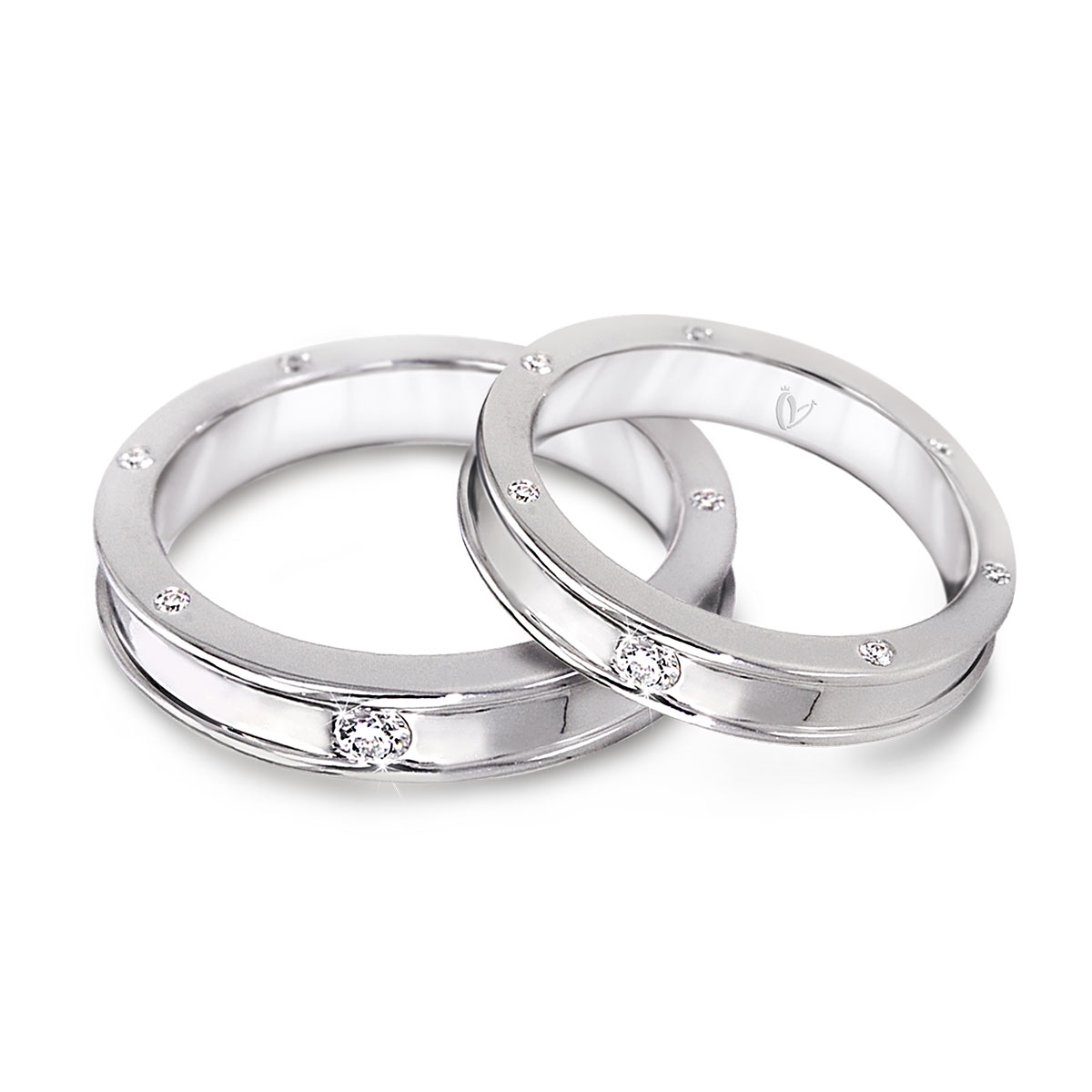 Classic3-Couple-rings